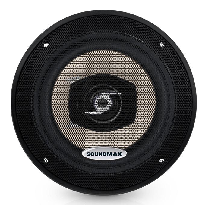 Колонки автомобильные Soundmax SM CSA502 140Вт