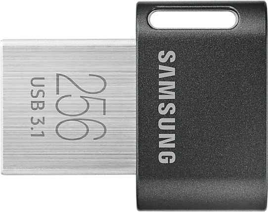 Флешка Samsung USB Flash Drive FIT Plus MUF-256AB APC 256Gb Черная