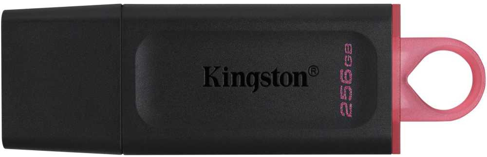 Флешка Kingston Exodia DTX 256Gb Черная