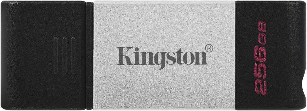 Флешка Kingston DataTraveler 80 DT80 256Gb Черная